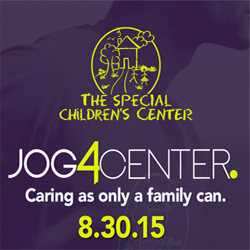 Join the Jog! Jog4Center 2015