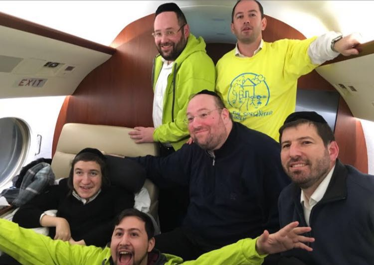 Shlomo Yehuda Rechnitz and The Special Children's Center make a Lakewood boy\'s Dream Come True!